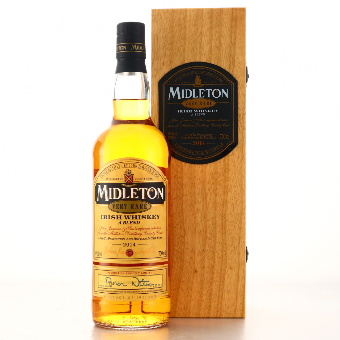 Midleton Very Rare 2014 Edition 75cl / US import