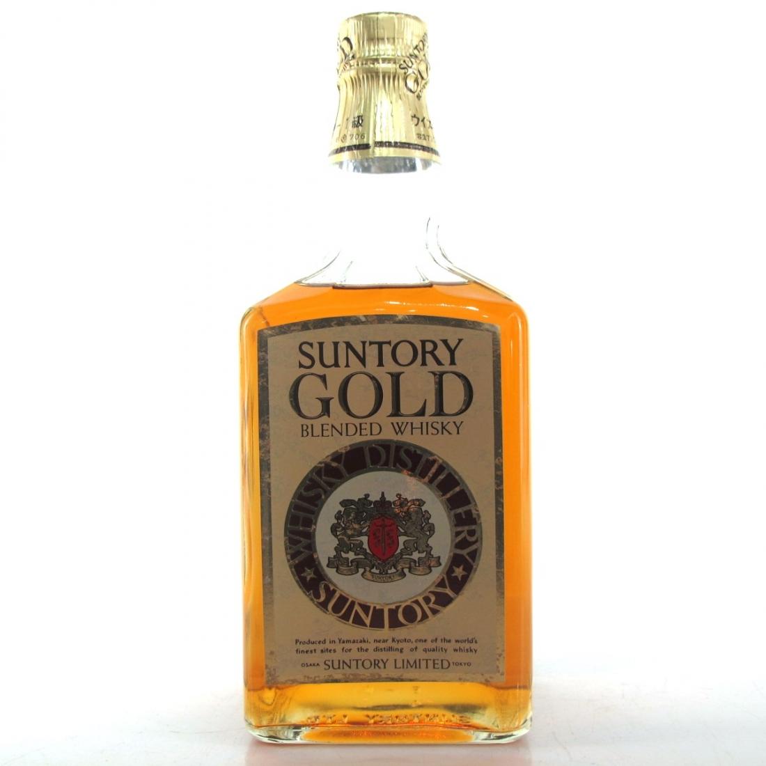 Suntory Gold