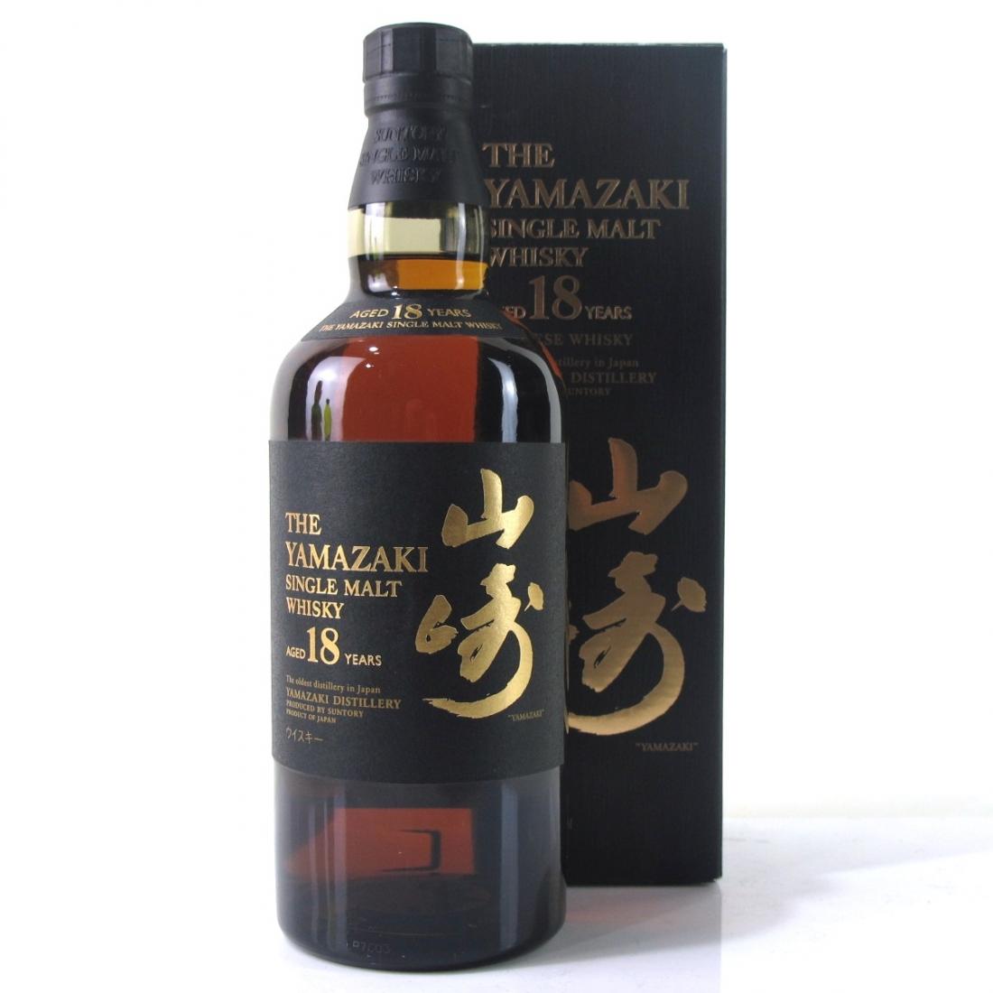 Yamazaki 18 Year Old