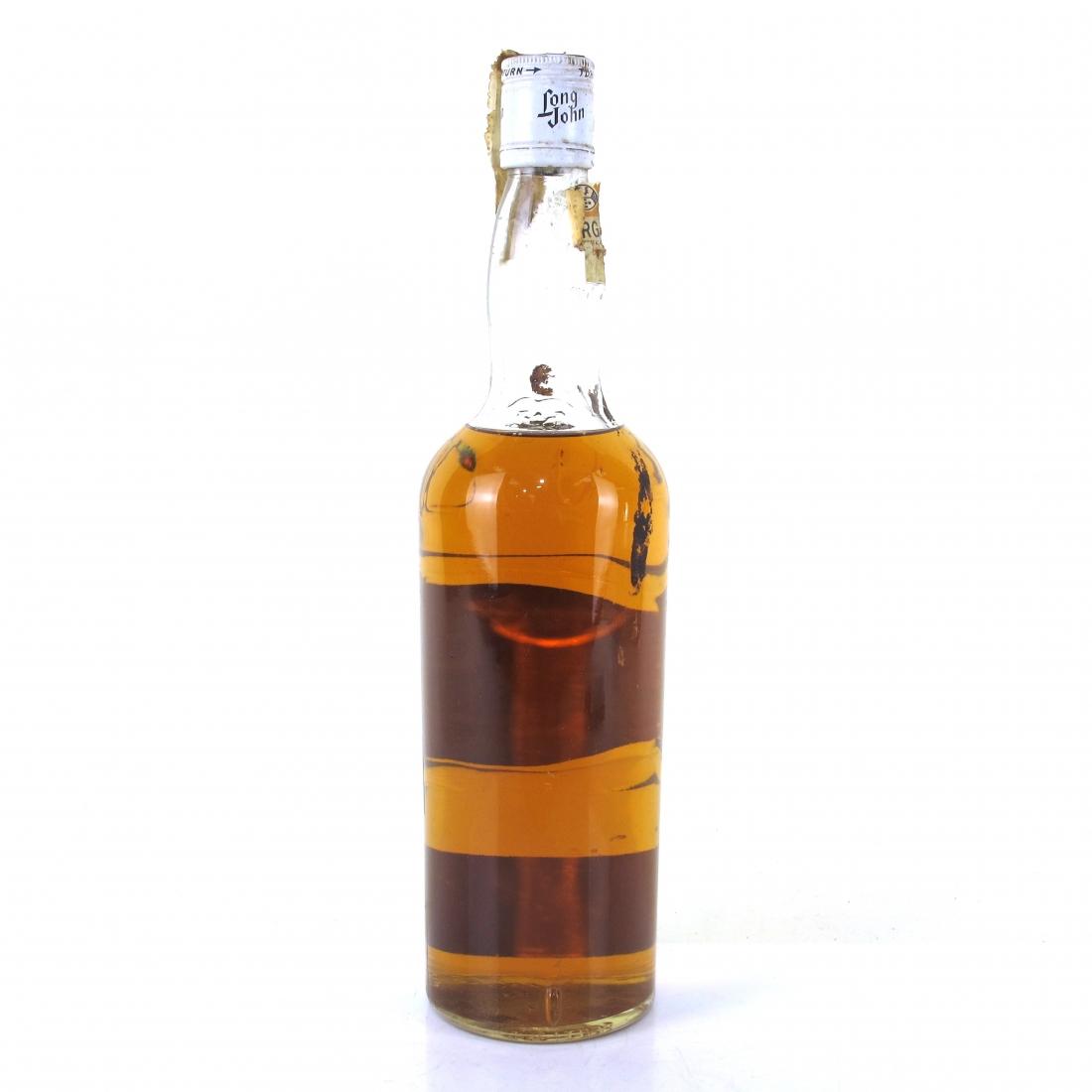 Long John Scotch Whisky 1970s