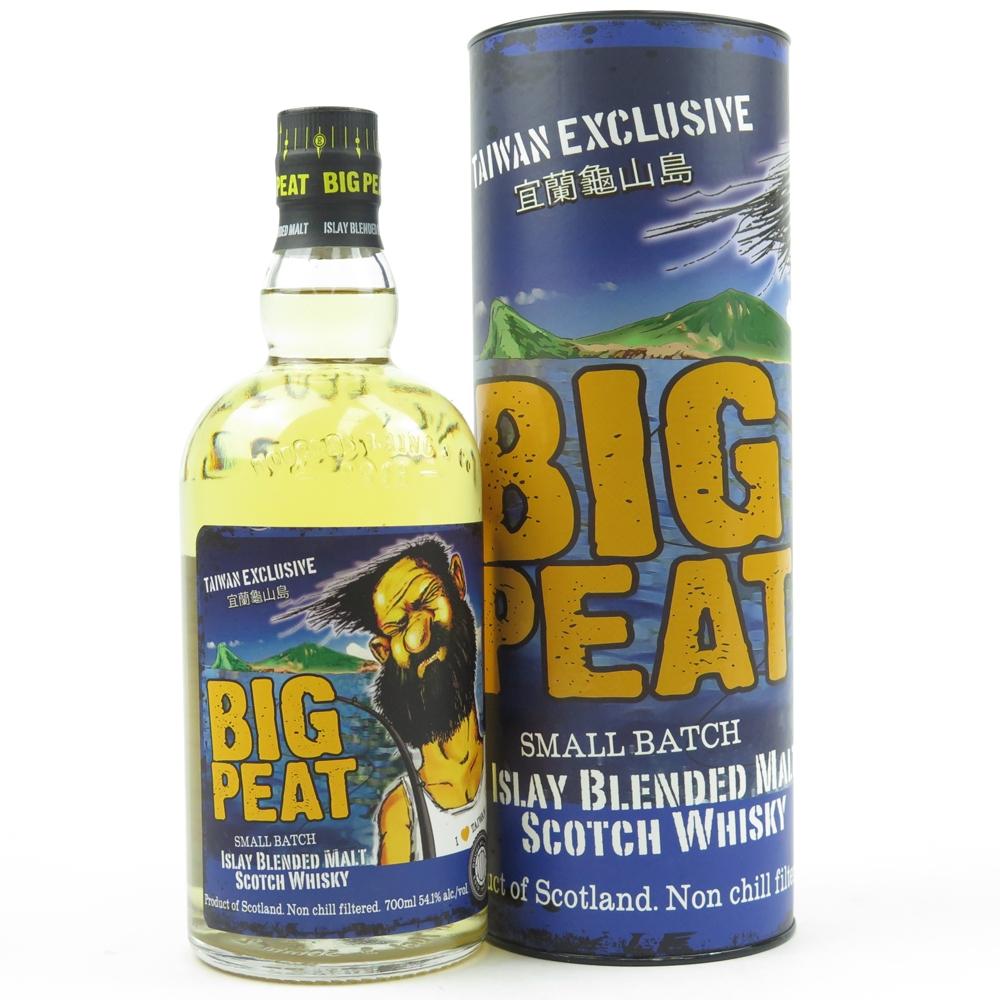 Big Peat Taiwan Exclusive / Turtle Island Edition