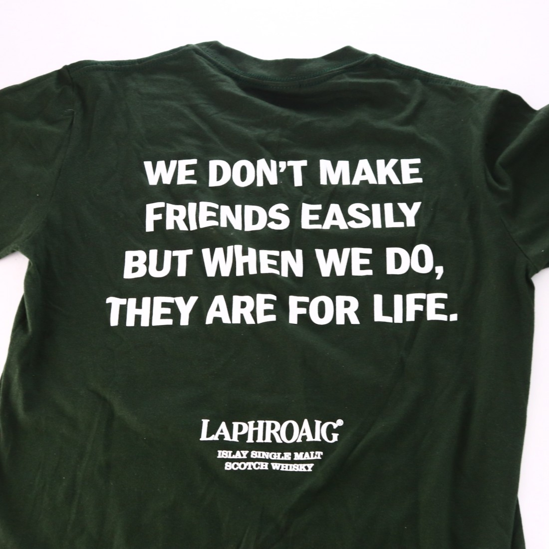 Laphroaig Feis Ile 2019 T-Shirt / Small