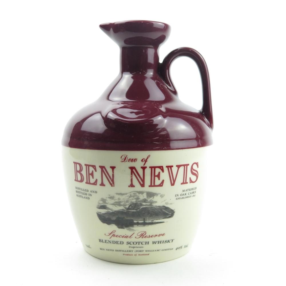 Dew of Ben Nevis Special Reserve Decanter