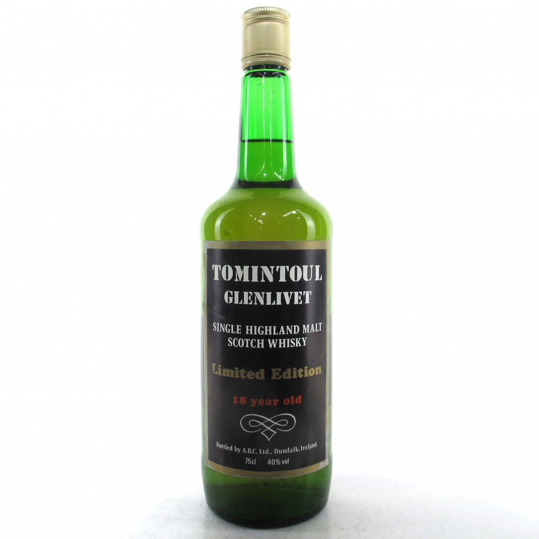 Tomintoul 1967 Single Cask 18 Year Old