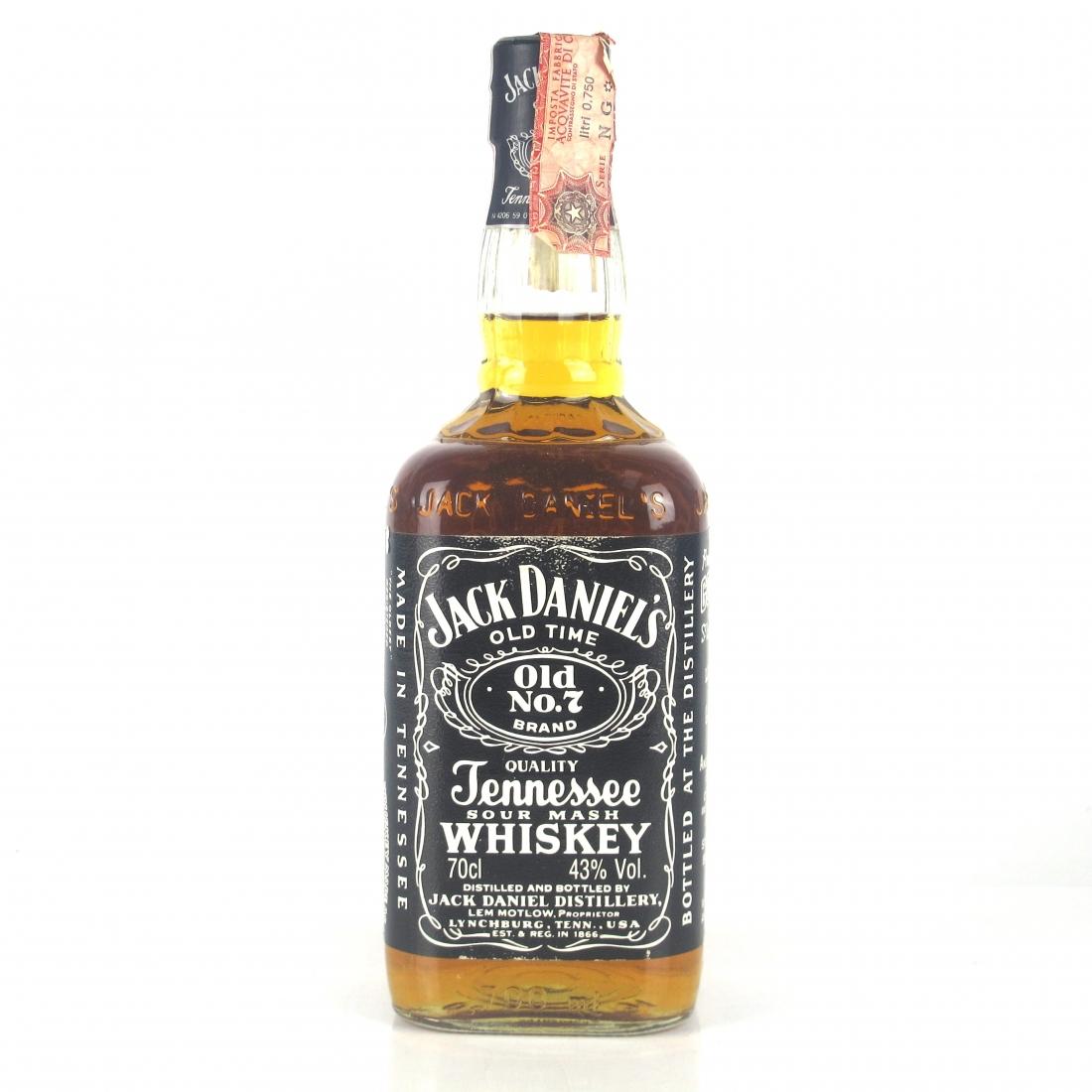 Jack Daniel's Old No. 7 / Pre-2003