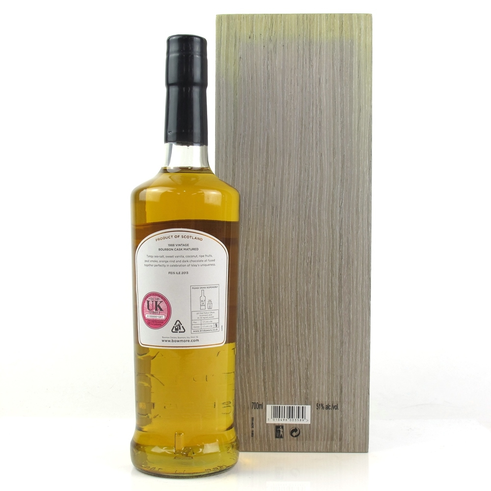 Bowmore 1988 24 Year Old / Feis Ile 2013