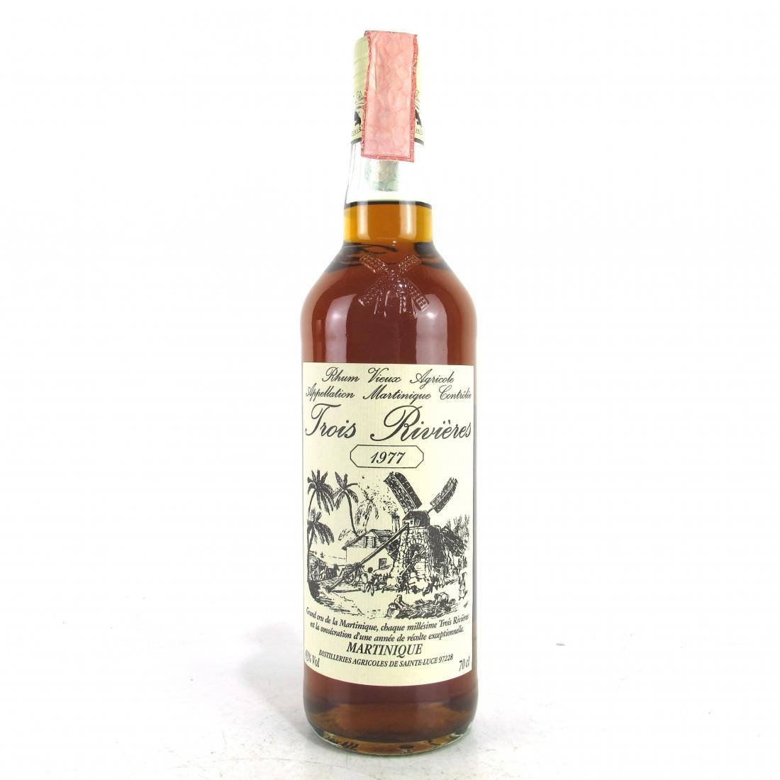 Trois Rivieres 1977 Single Cask Martinique Rum