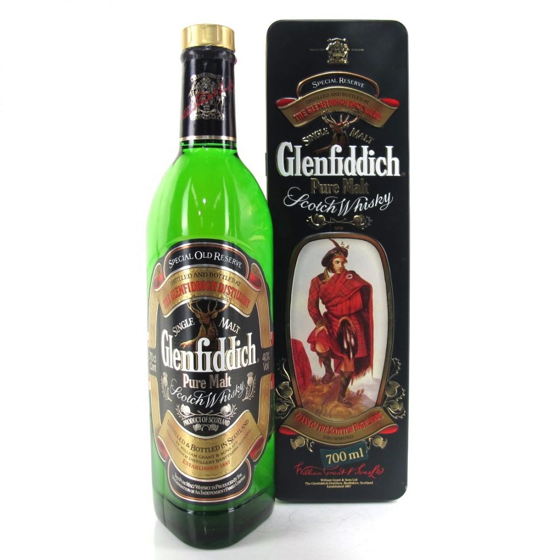 Glenfiddich Clans of the Highlands / Clan Drummond