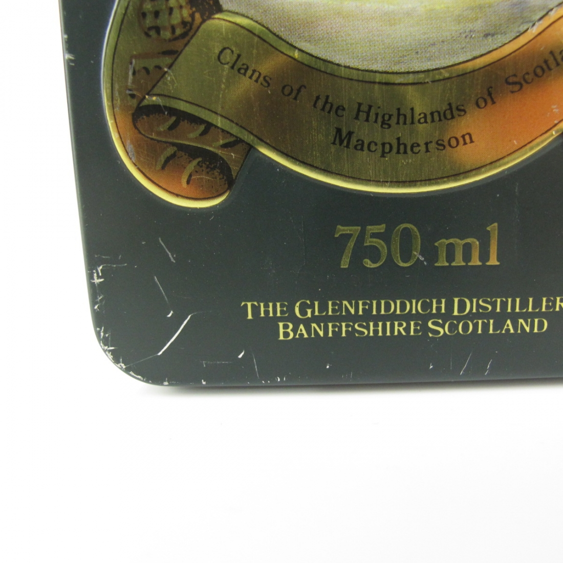 Glenfiddich Clans of the Highlands 75cl / Clan Macpherson