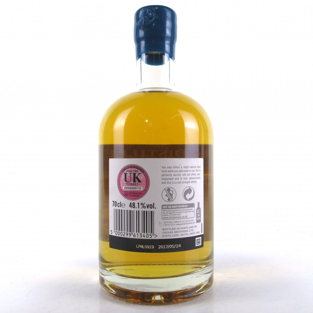 Miltonduff 1997 Single Cask 19 Year Old #11026 / Distillery Exclusive