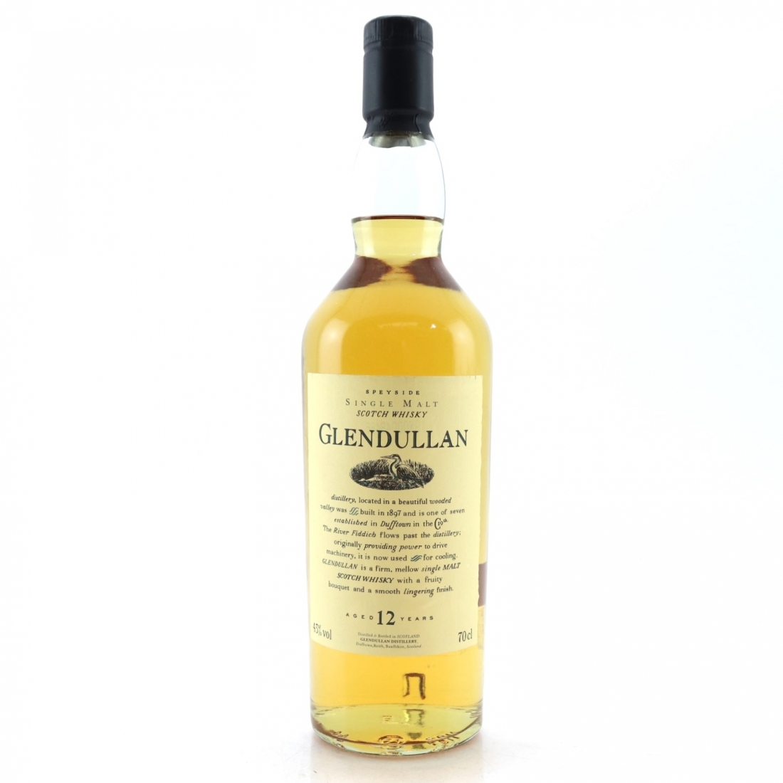 Glendullan 12 Year Old Flora and Fauna