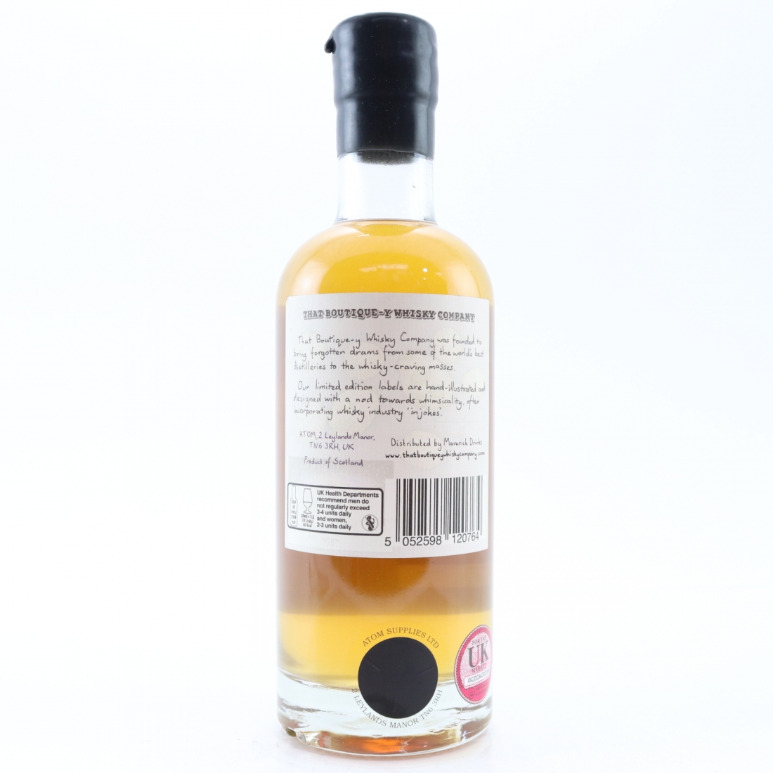 Bladnoch 26 That Boutique-y Whisky Company Batch #1