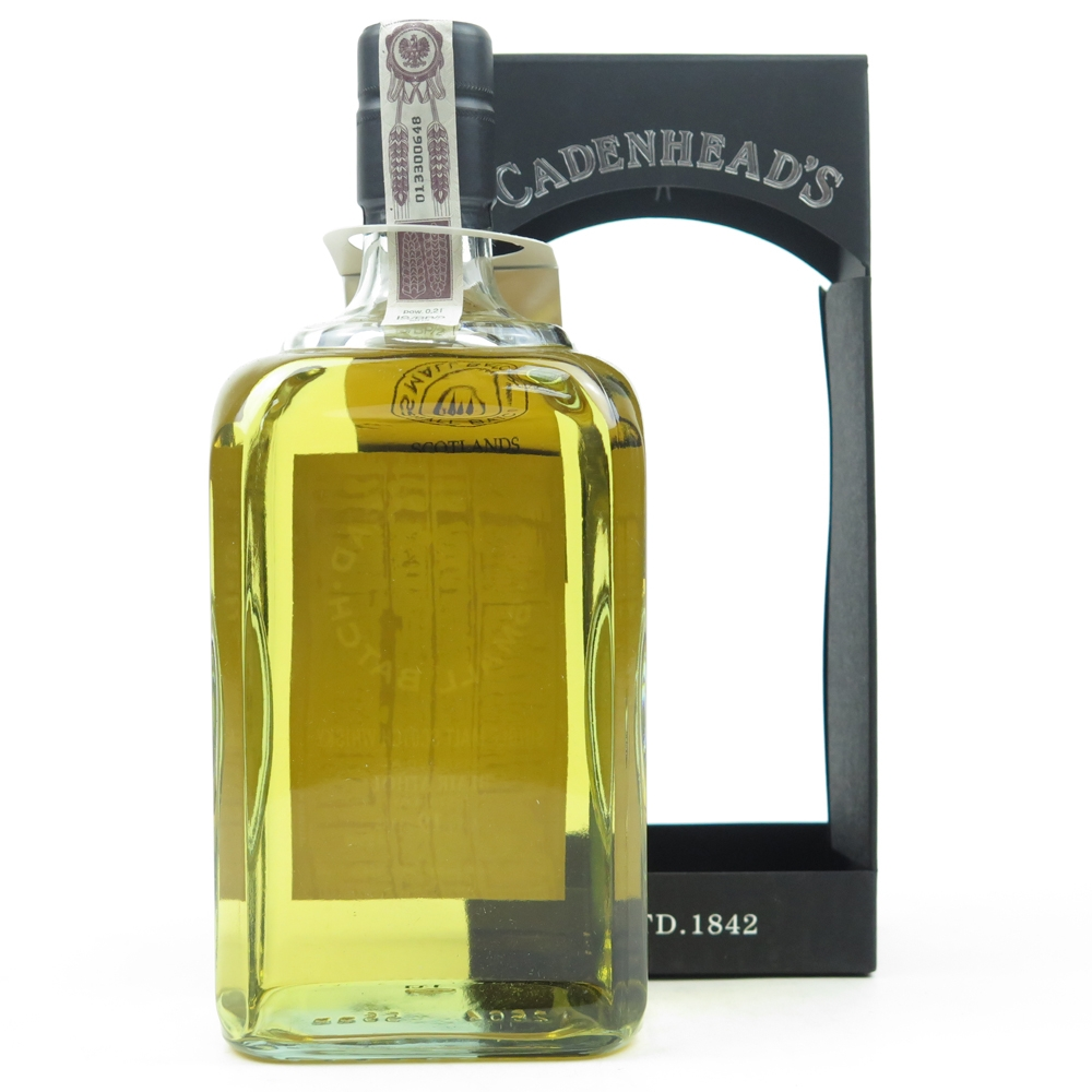 *DETAILS FROM TAG PLEASE Blair Athol 1997 Cadenhead's 19 Year Old