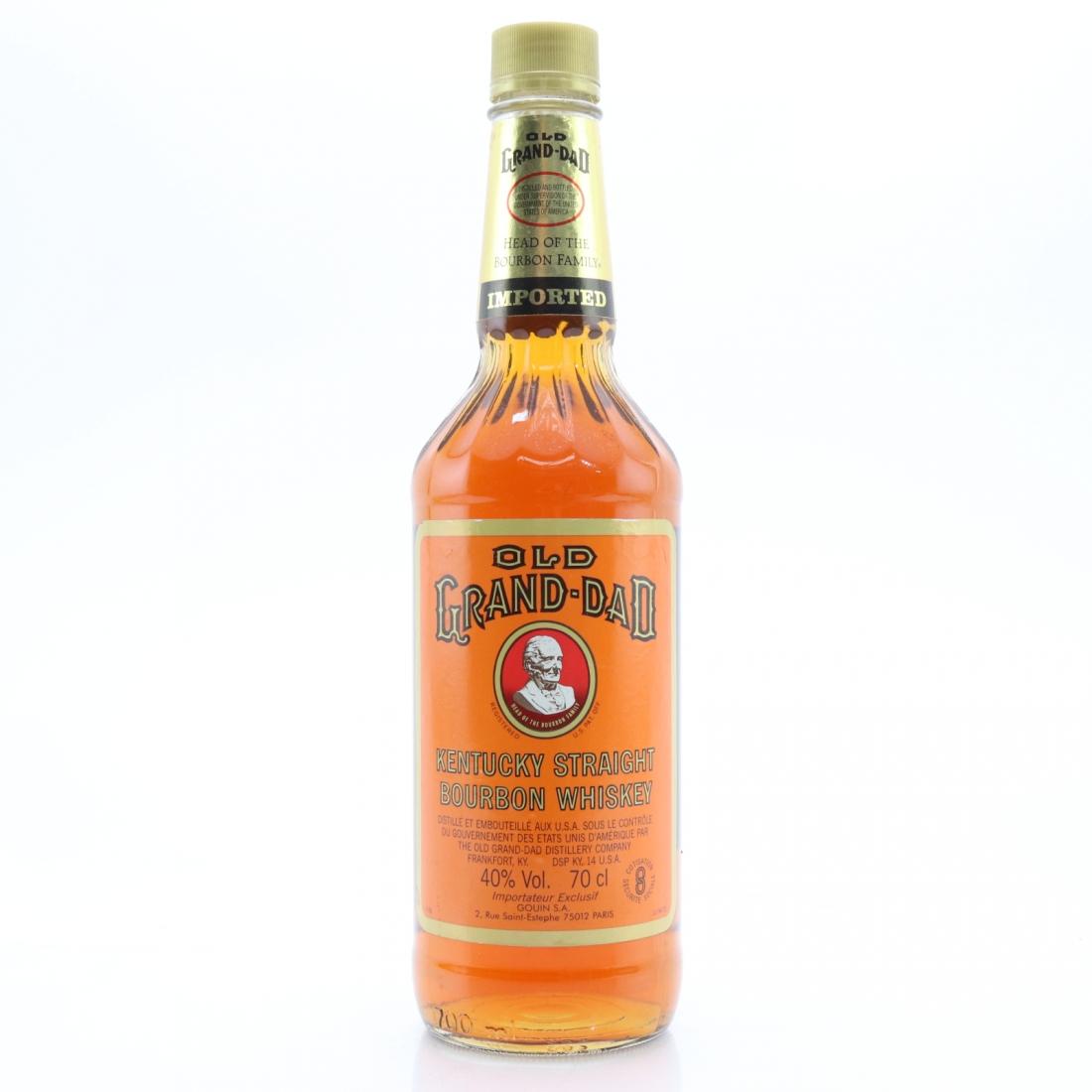 Old Grand-Dad Kentucky Straight Bourbon
