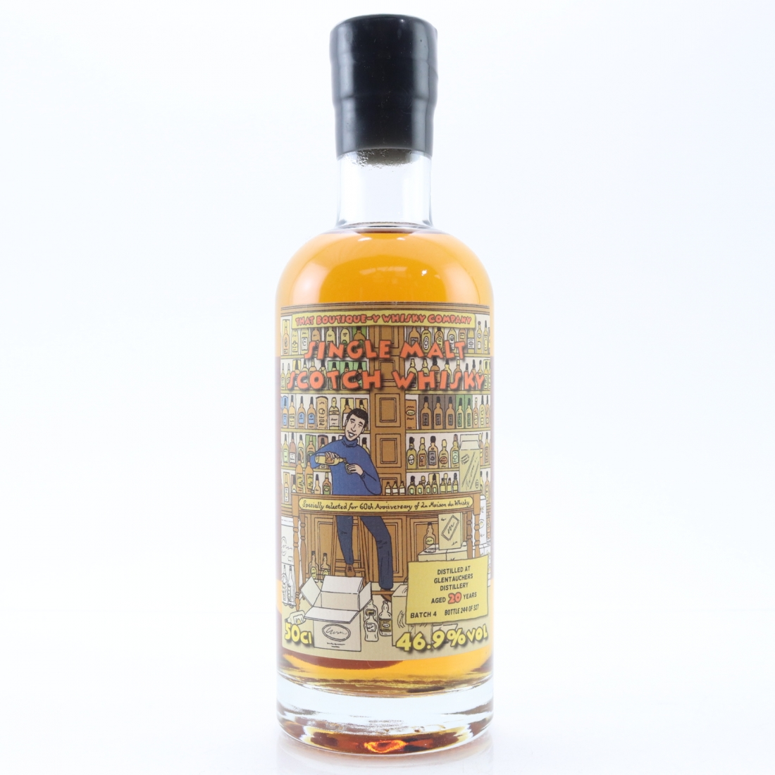 Glentauchers 20 Year Old That Boutique-y Whisky Company Batch #4 / LMDW