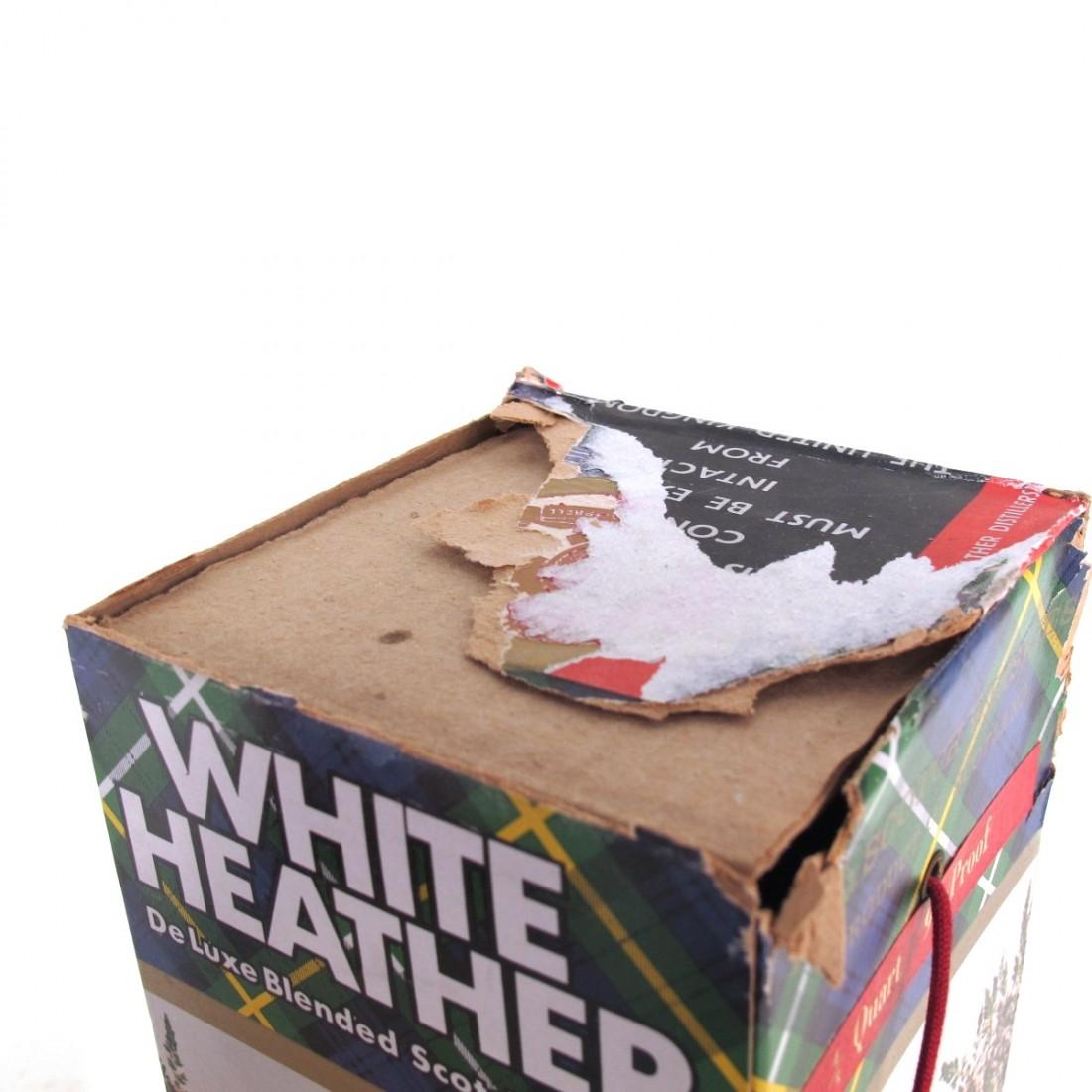 White Heather De Luxe 1960s
