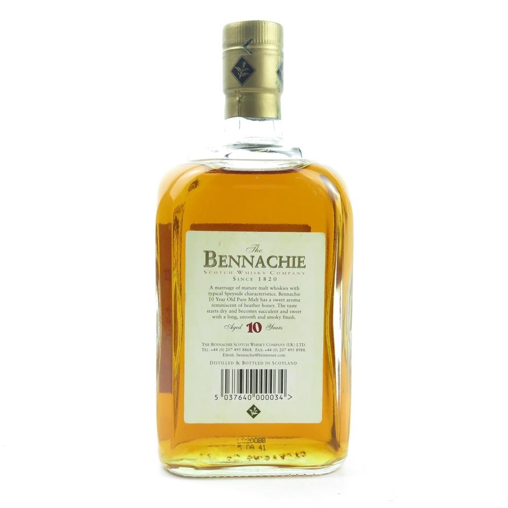 Bennachie 10 Year Old