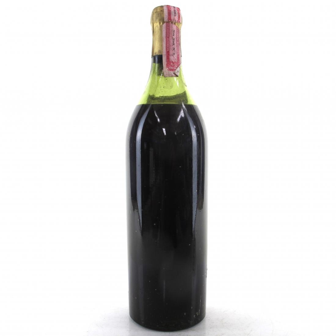Bodegas del Mundo Nuevo Spanish Brandy 1940s / US Import