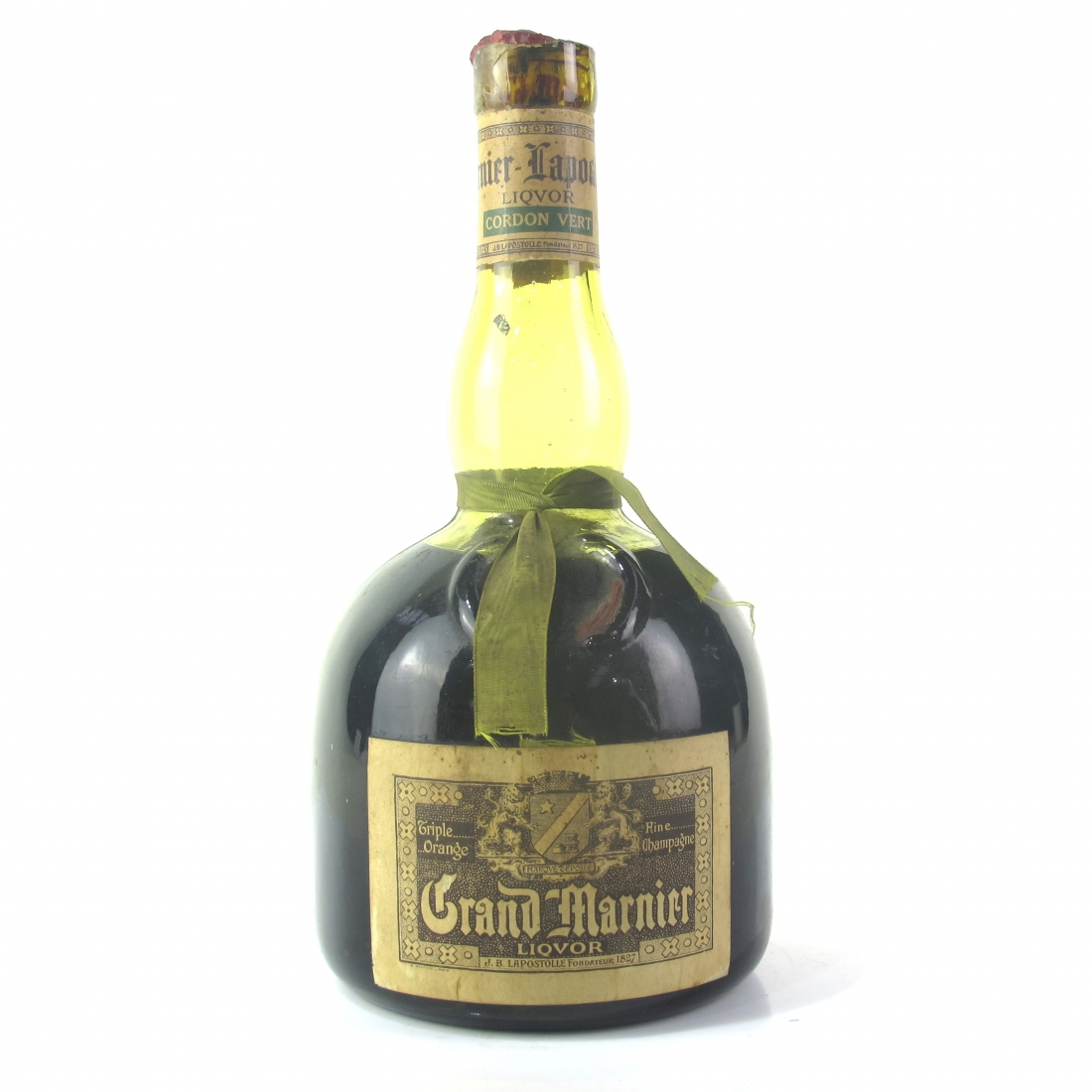Grand Marnier Cordon Vert 1930/40s