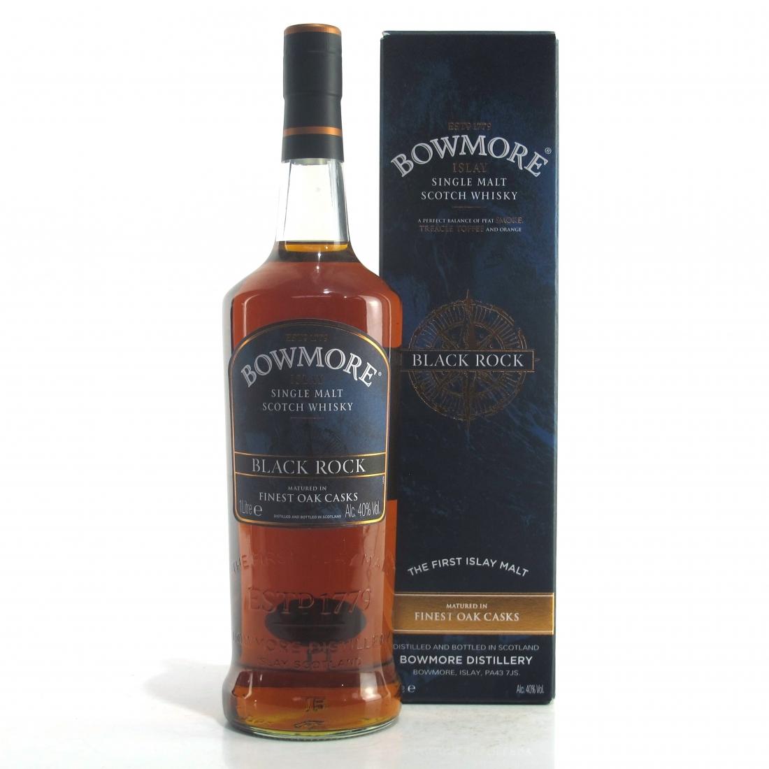 Bowmore Black Rock 1 Litre