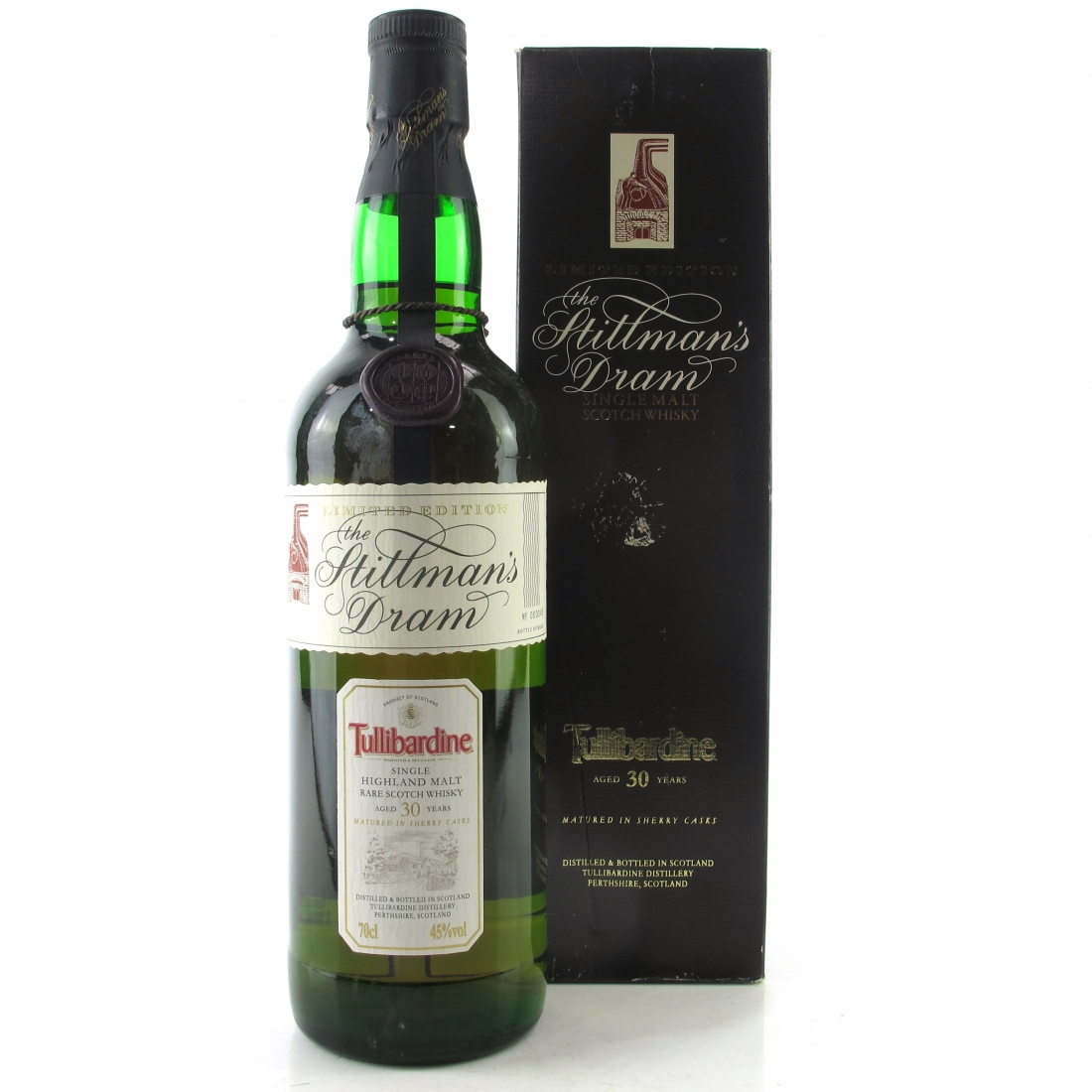 Tullibardine 30 Year Old Stillman's Dram