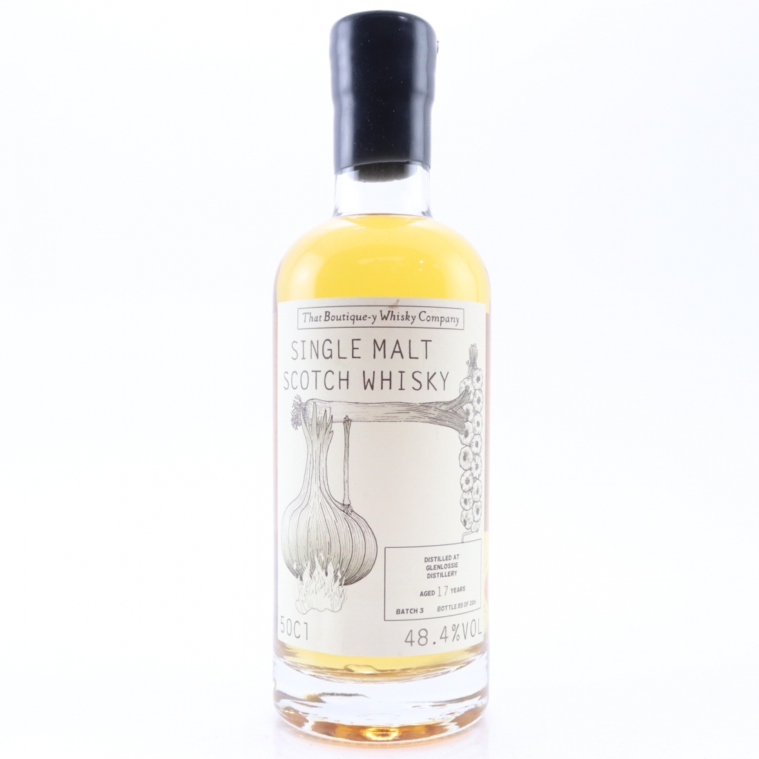 Glenlossie 10 Year Old That Boutique-y Whisky Company Batch #3