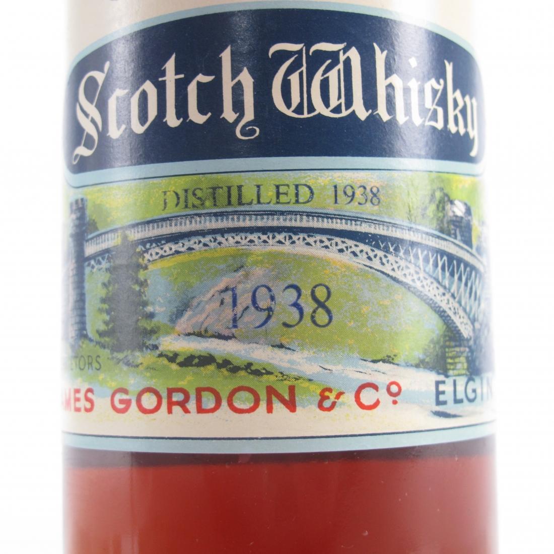 Pride of Strathspey 1938 Gordon and MacPhail / Sestante Import
