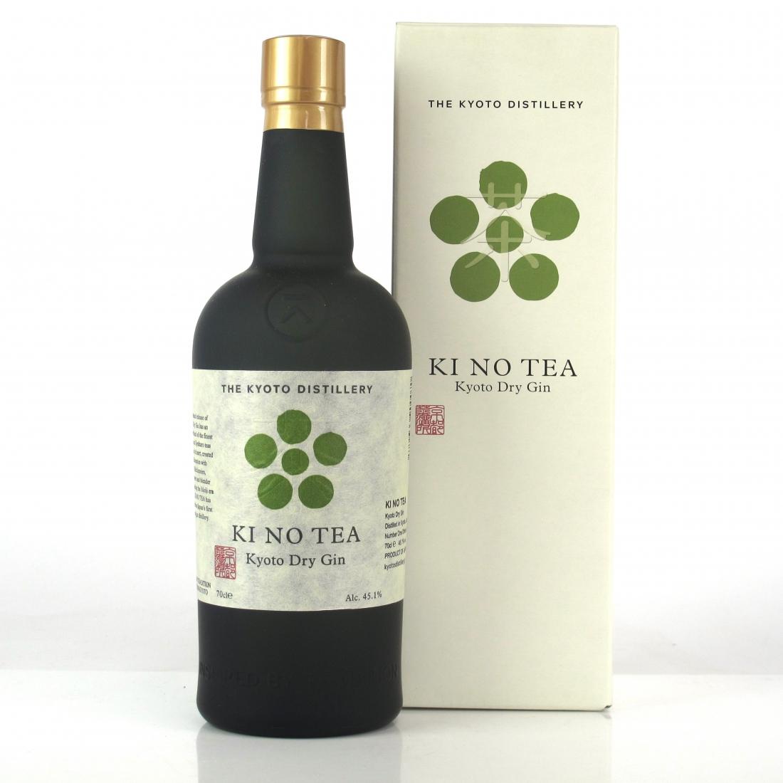 Kyoto Ki No Tea Dry Gin