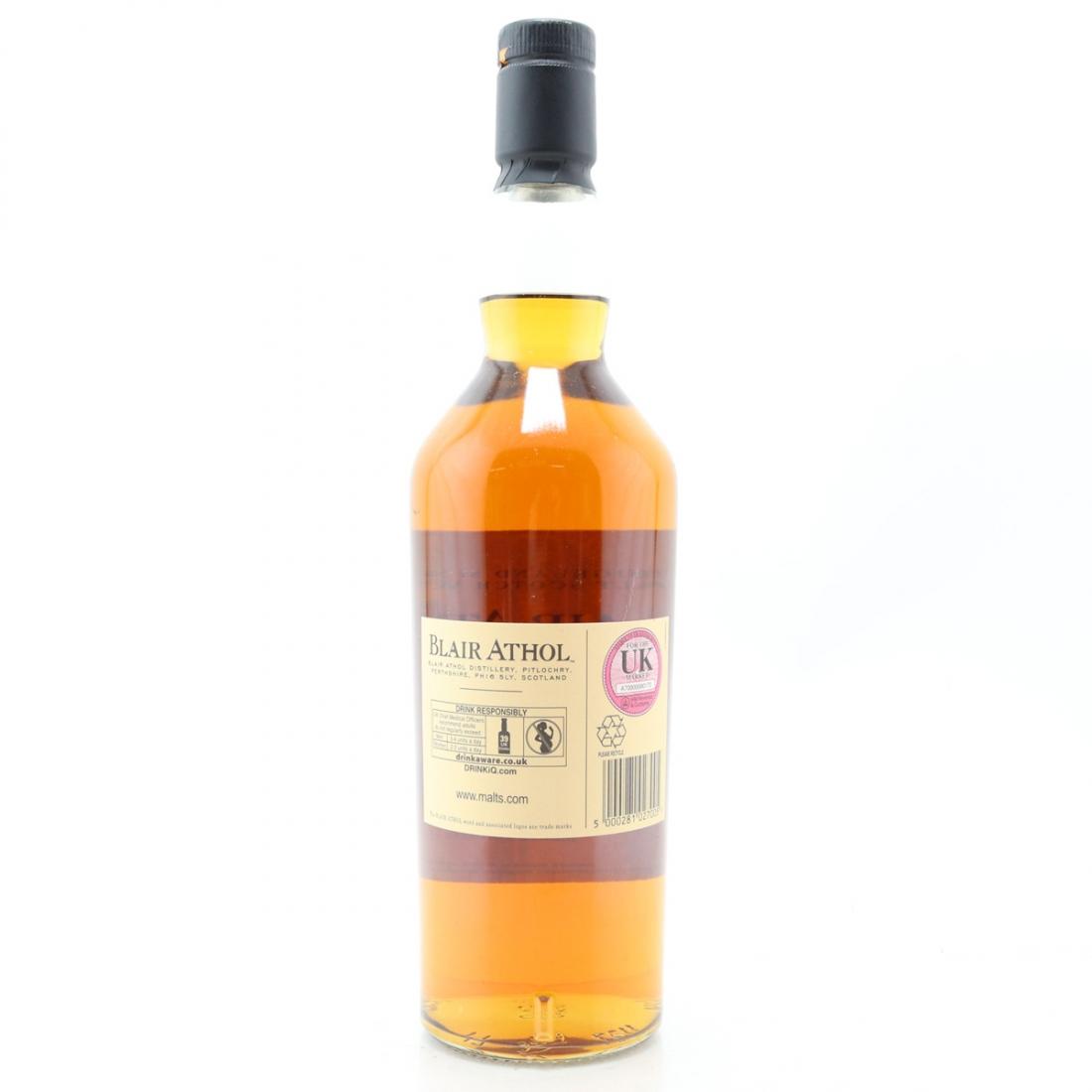 Blair Athol Cask Strength Distillery Exclusive 2010