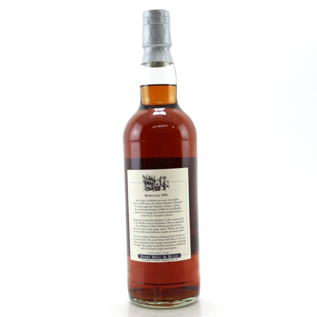 Mortlach 1991 Berry Brothers and Rudd