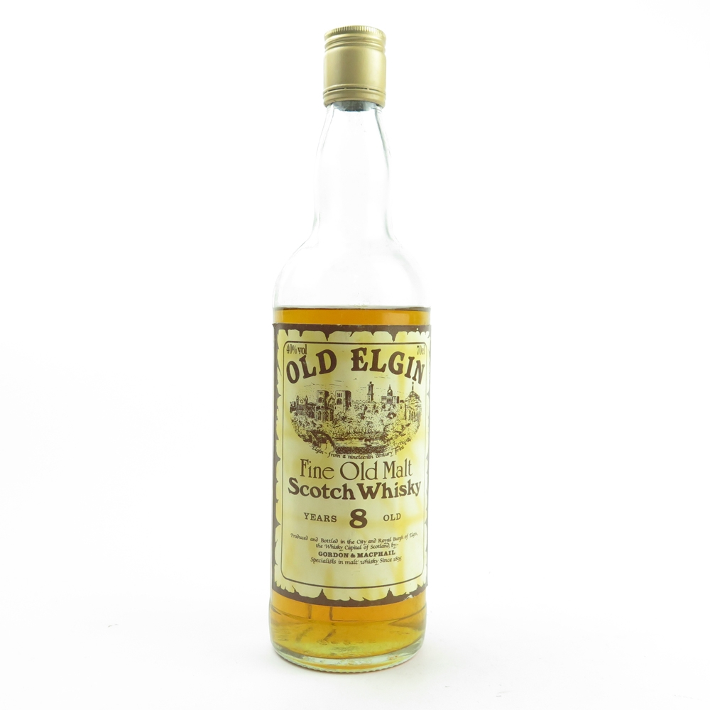 Old Elgin 8 Year Old Gordon and MacPhail
