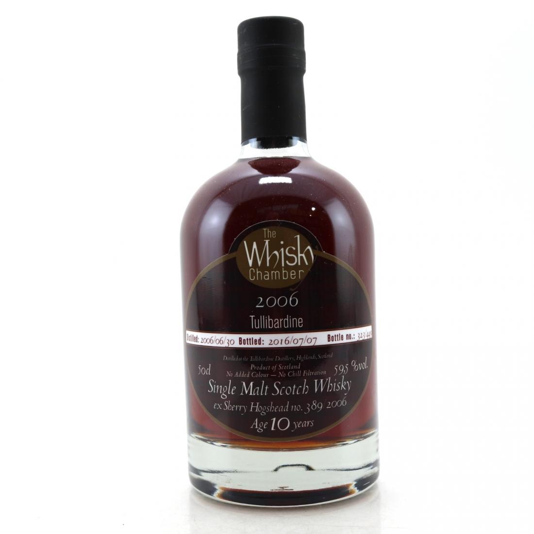Tullibardine 2006 Whisky Chamber 10 Year Old 50cl