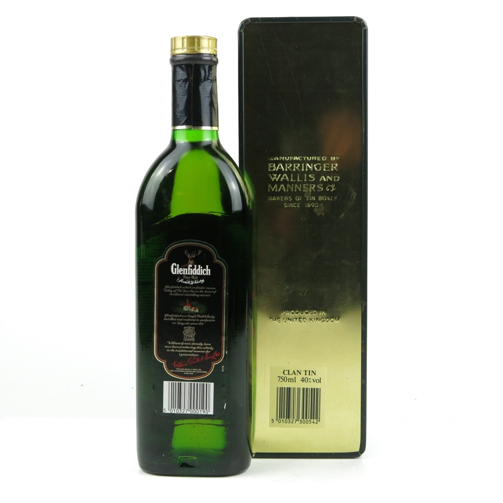 Glenfiddich Clans of the Highland / Clan Cameron 75cl
