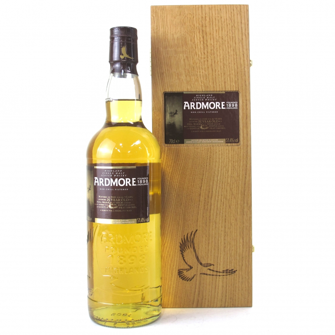 Ardmore 25 Year Old Cask Strength