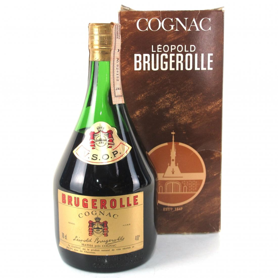 Brugerolle VSOP Cognac
