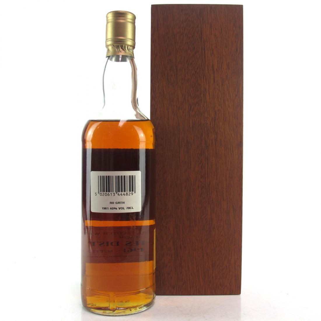 Glenrothes 1961 Gordon and MacPhail Rare Old