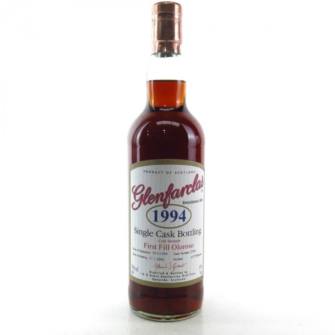 Glenfarclas 1994 Single Cask #2996