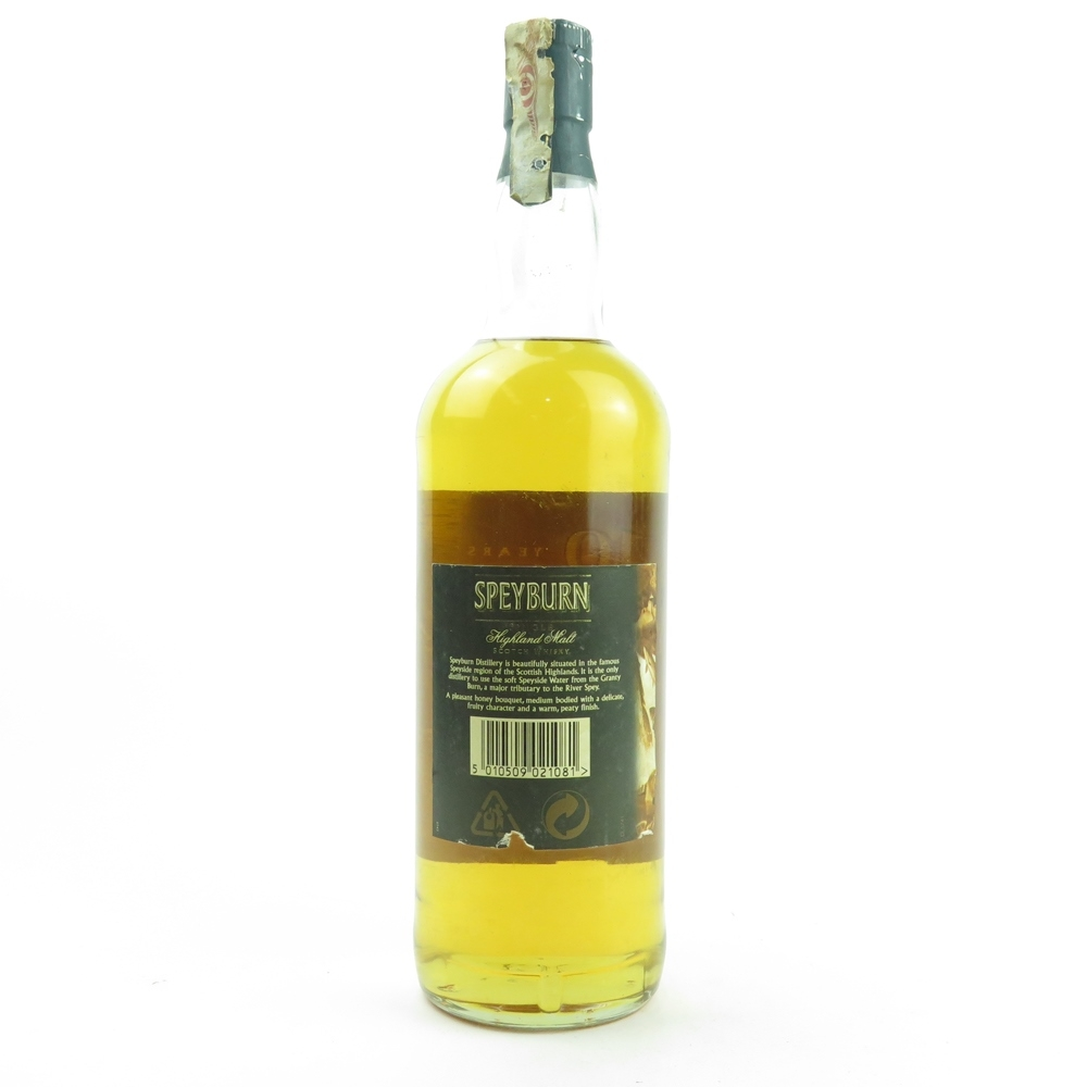 Speyburn 10 Year Old 1 Litre