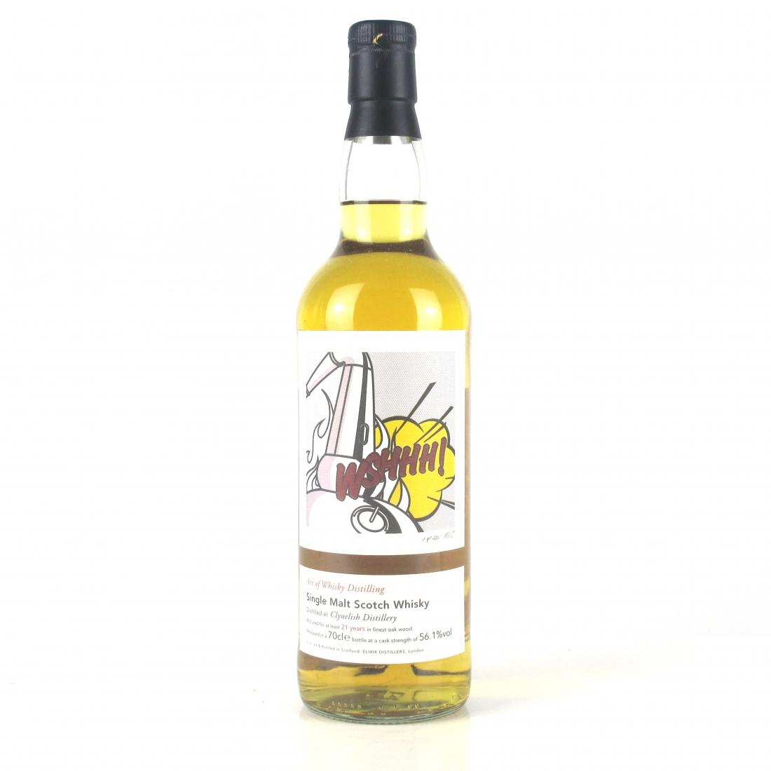 Clynelish Elixir Distillers 21 Year Old / Art of Whisky