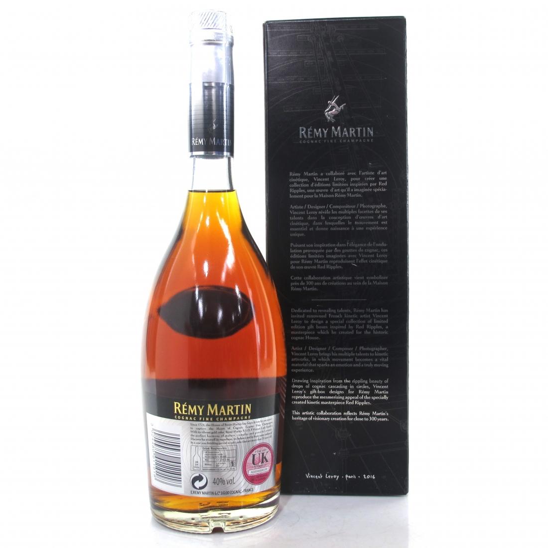 Remy Martin VSOP Cognac / Vincent Leroy Edition