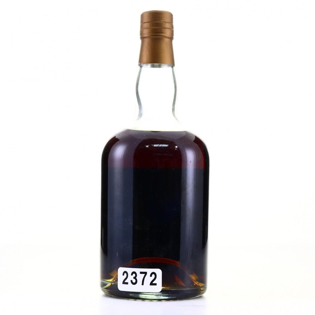 Springbank 1973 Cadenhead's 18 Year Old Rum Butt