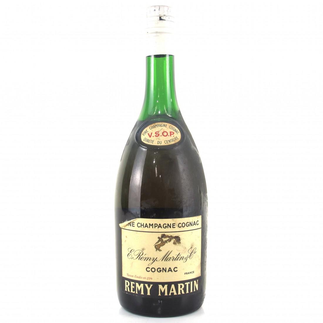 Remy Martin VSOP Cognac Circa 1970s