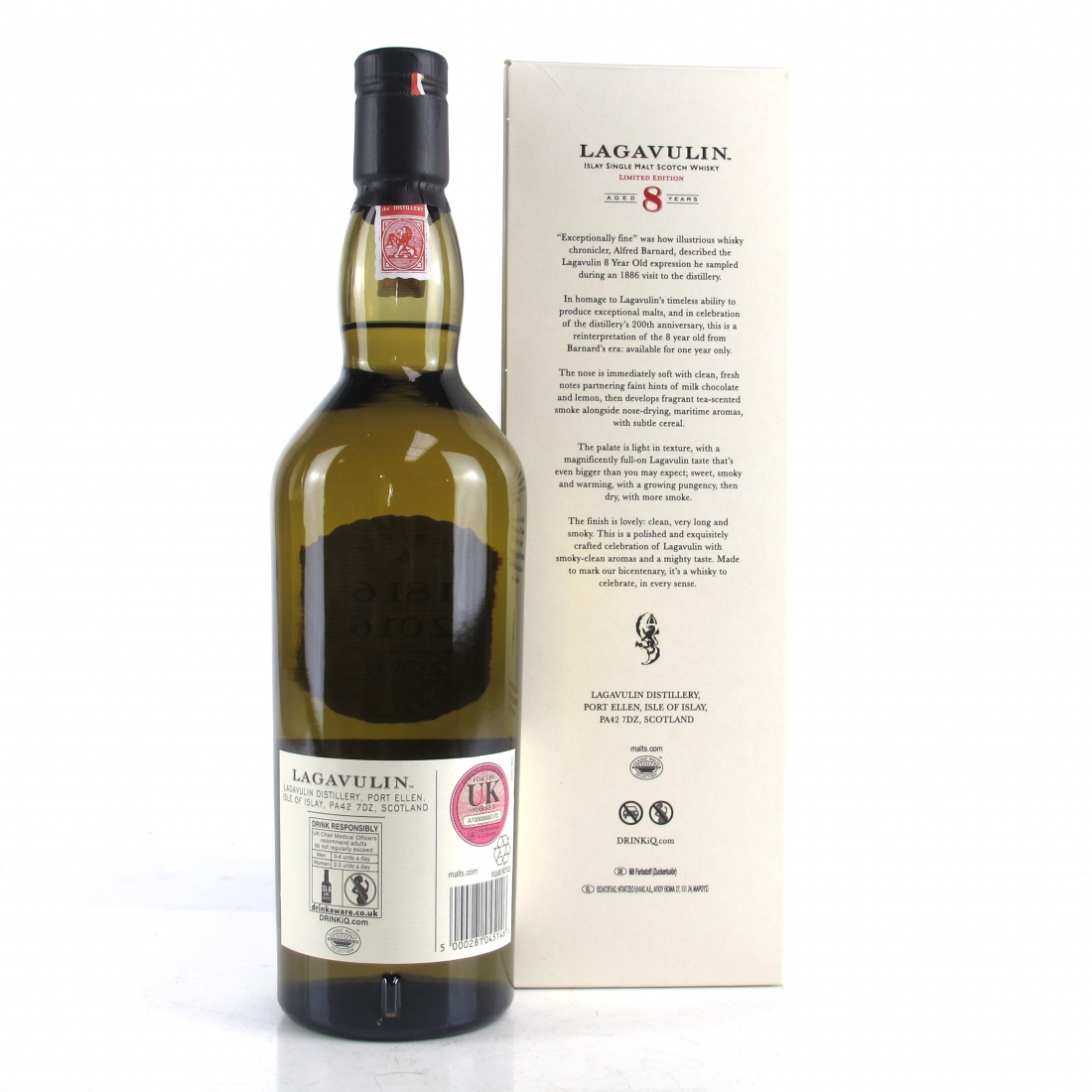 Lagavulin 8 Year Old 200th Anniversary