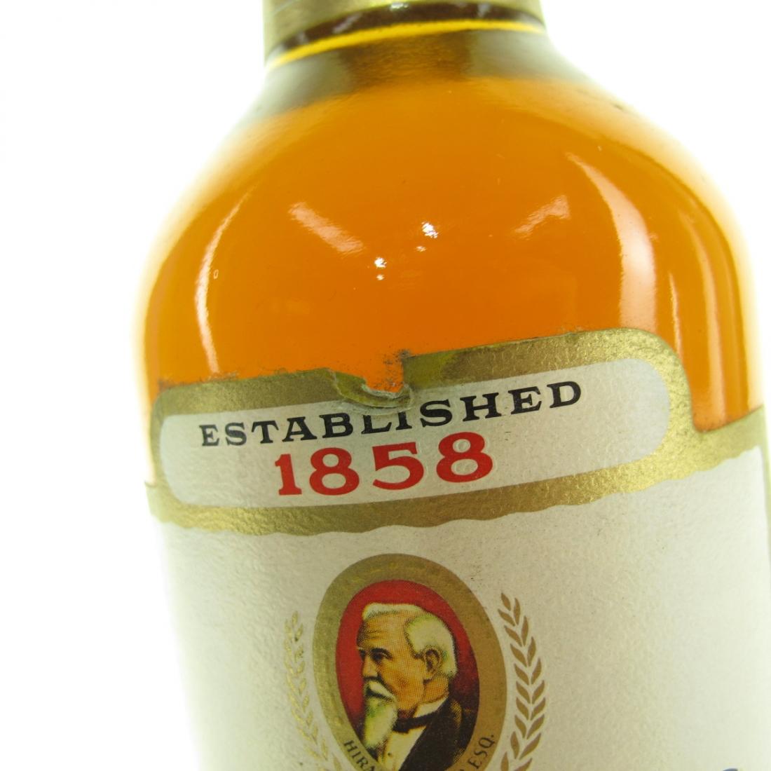 Walker's De Luxe Straight Bourbon 1980s