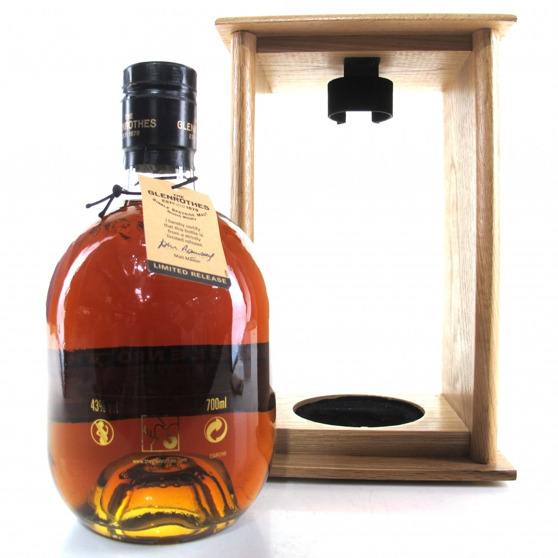 Glenrothes 25 Year Old
