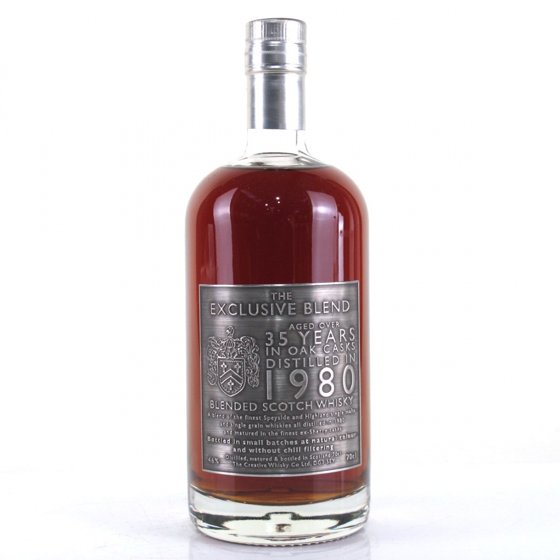 Exclusive Blend 1980 35 Year Old