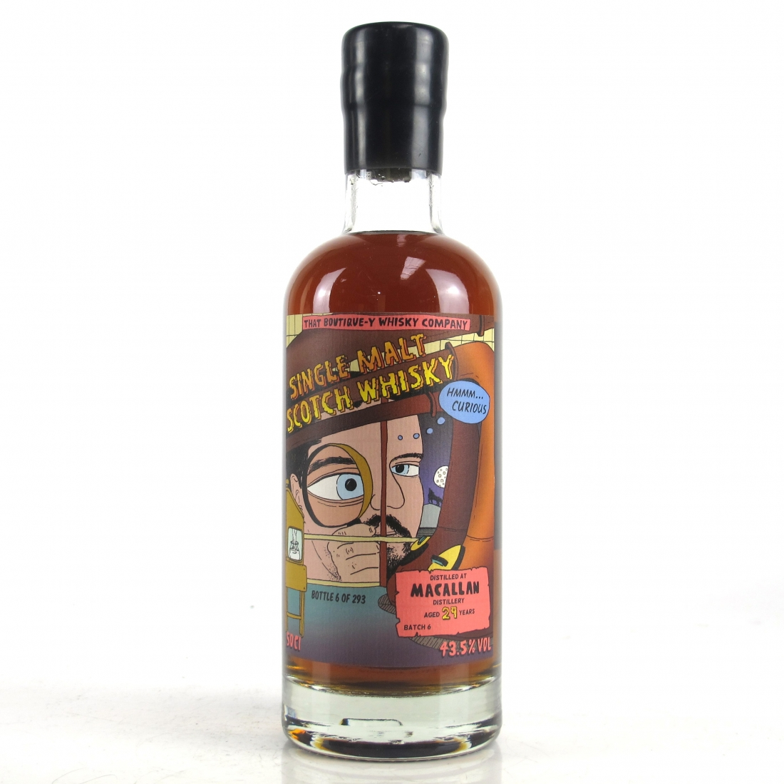 Macallan That Boutique-y Whisky Company 29 Year Old Batch #6