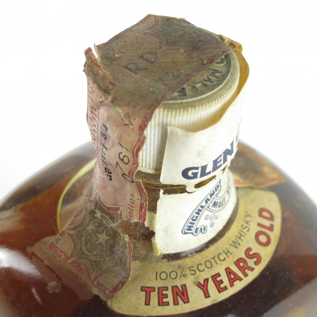 Glen Grant 10 Year Old 1960s / Giovinetti Import