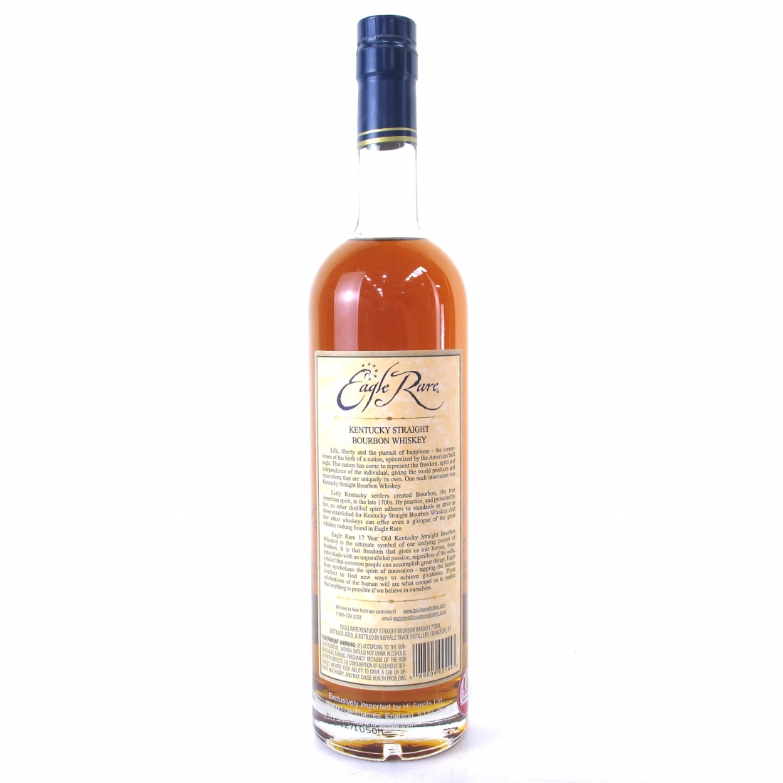 Eagle Rare 17 Year Old / Spring 2015