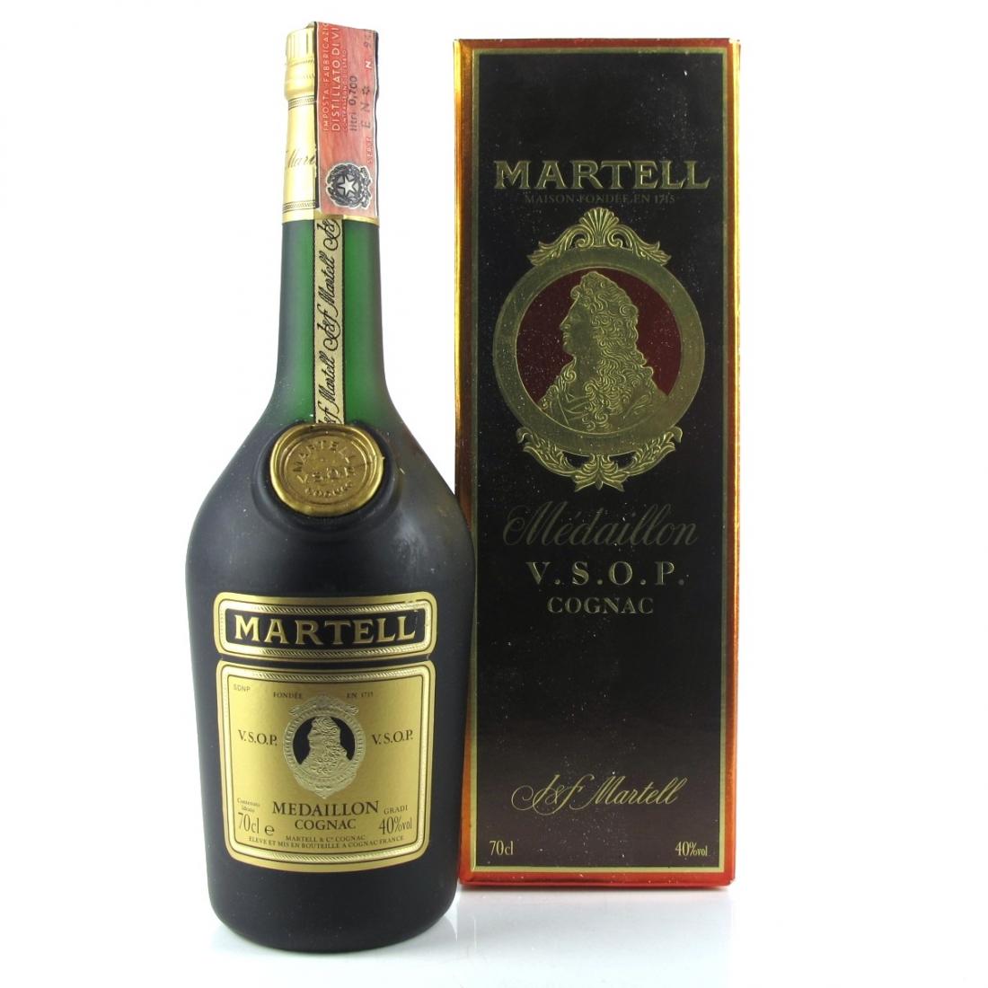 Martell Medaillon VSOP Cognac